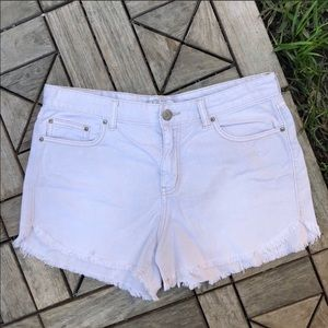 Free People Shorts Size 31